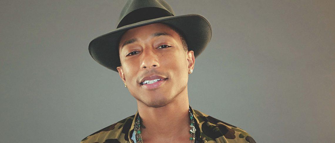 foto - Pharrell Williams