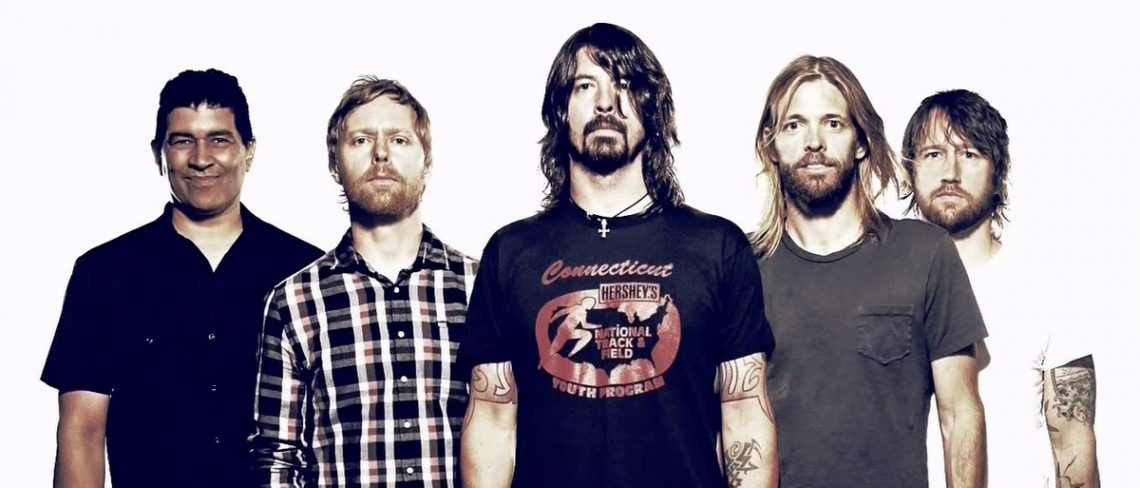 Photo - Foo FIghters