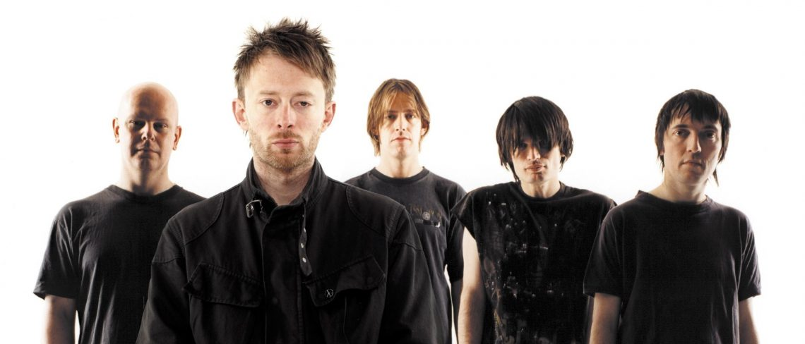 photo - Radiohead