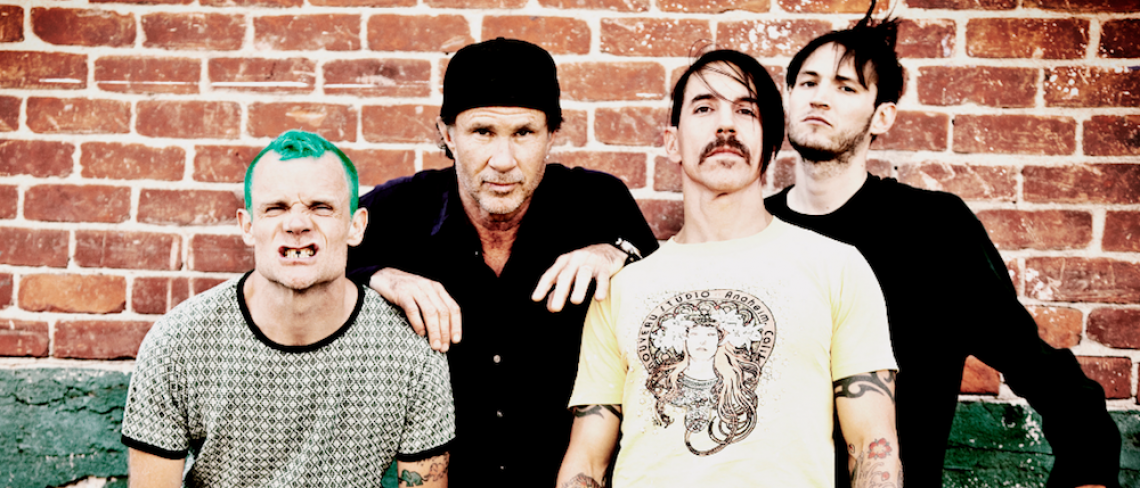 Photo - Red Hot Chili Peppers